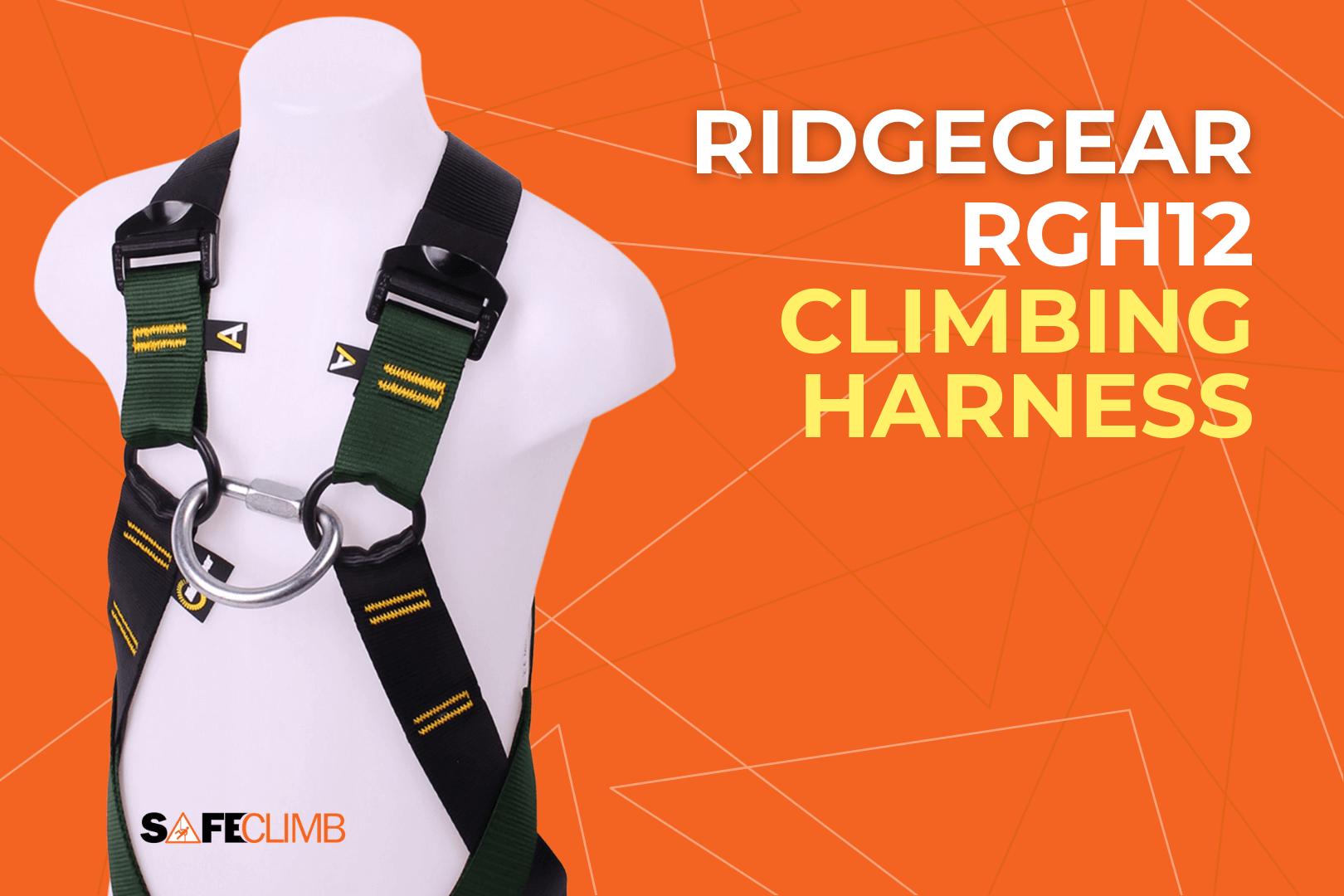 RidgeGear RGH12 Climbing Harness