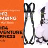 RGH12 & RGH14 Adventure Harness from RidgeGear, offered by SafeClimb