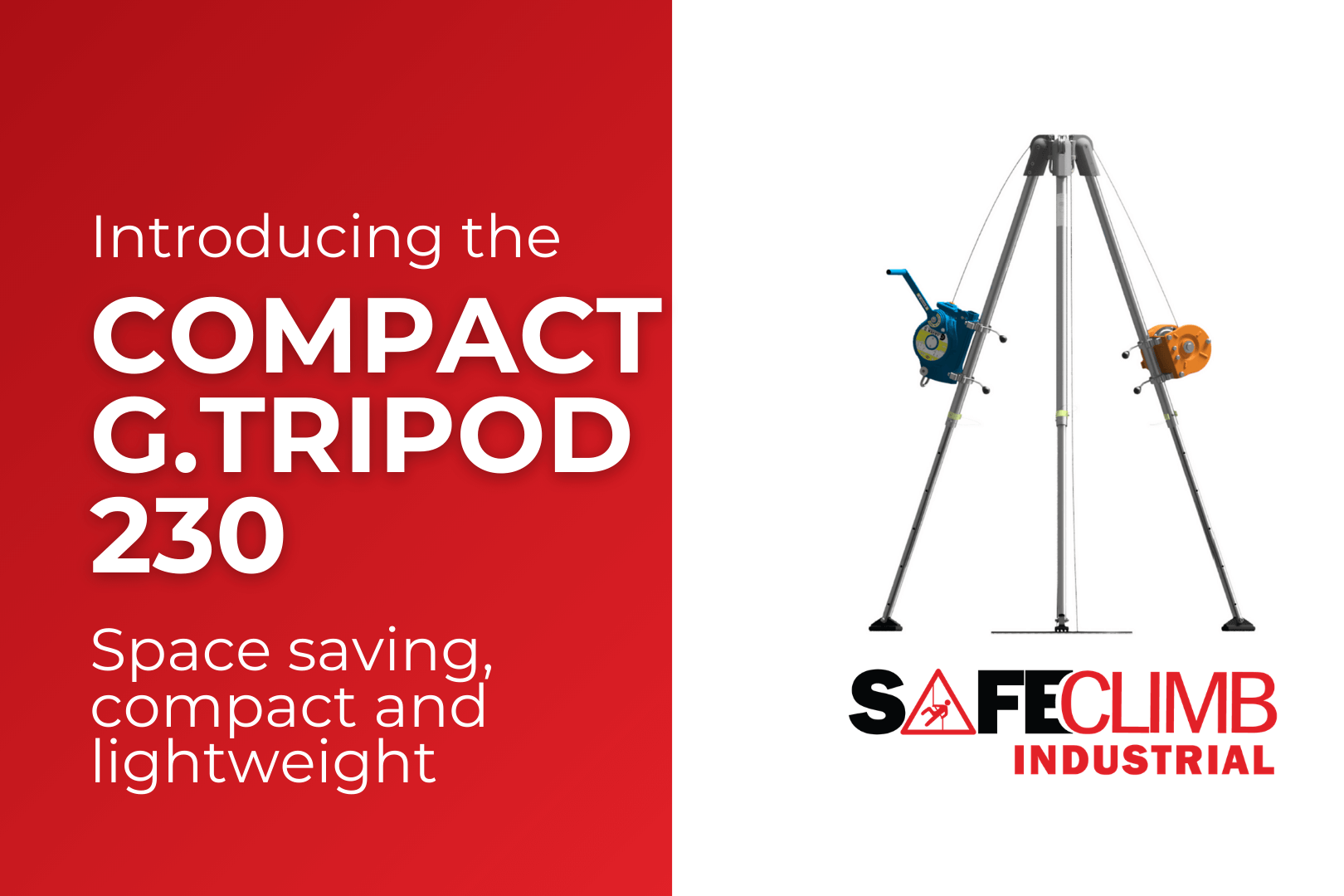 Introducing the Compact G.Tripod 230 from Globestock