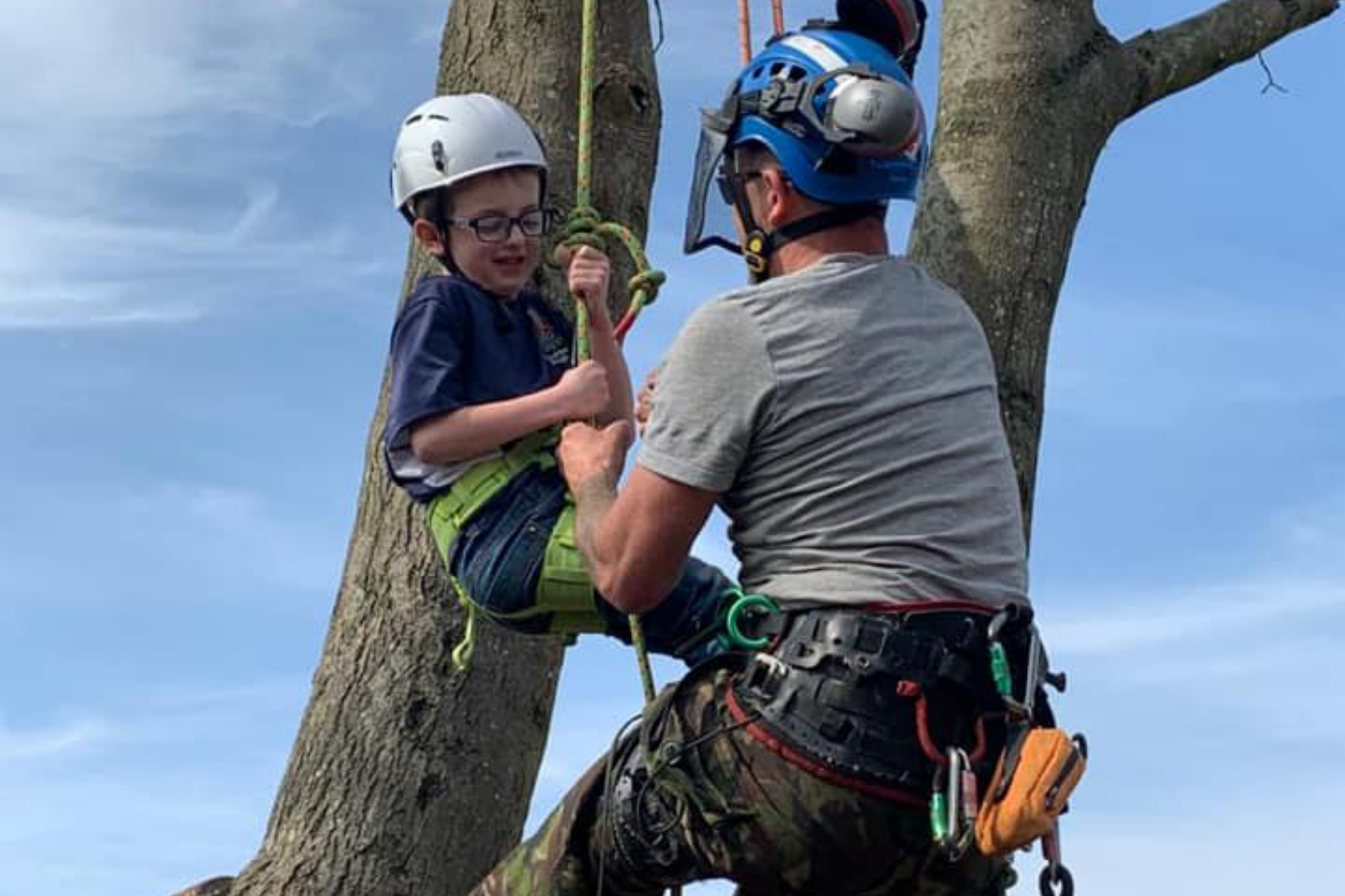 The #SafeclimbStyle Arborist Harness Competition