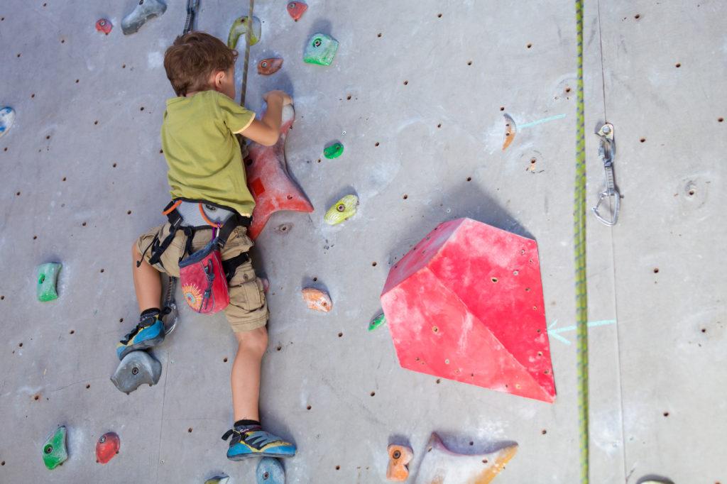 Should you get a climbing wall?