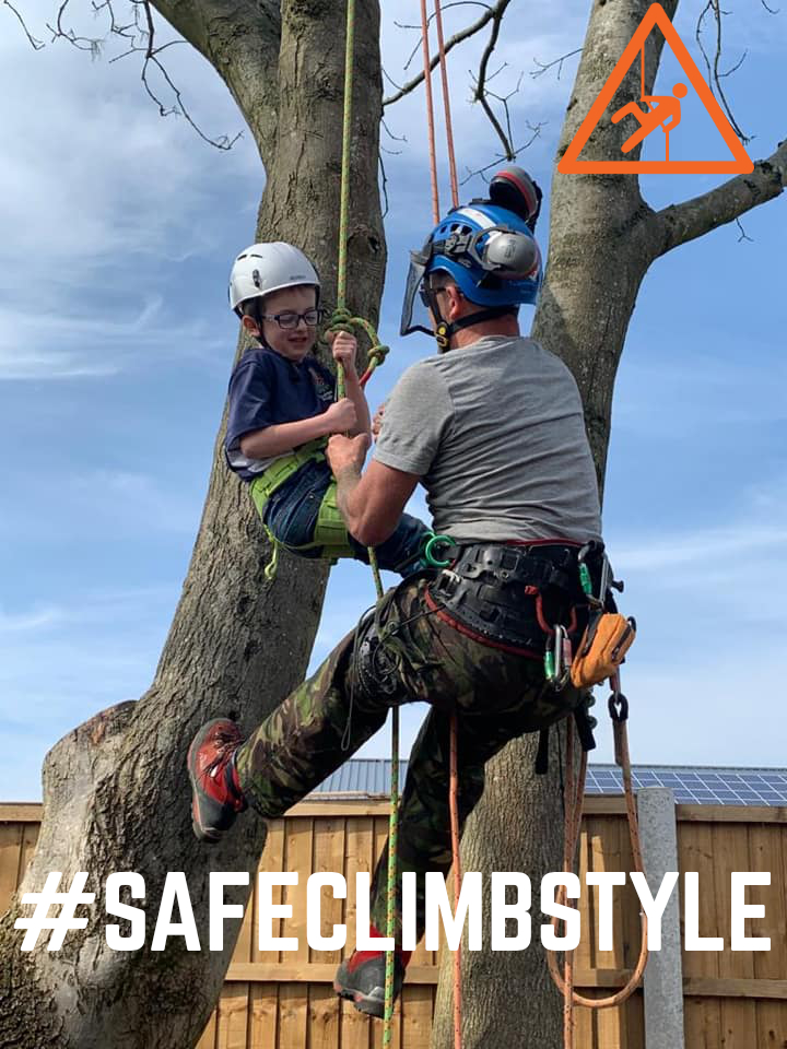 #SafeclimbStyle Arborist Harness Competition
